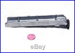 Emco Unimat 3 DB SL Mini Lathe Table Saw Fence Parallel Stop