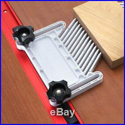 Feather Board for Trimmer Router Table Saw Fence Woodworking Aid Tool Set #gib