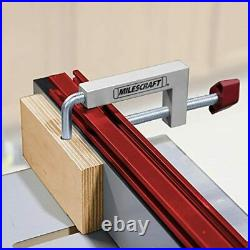 Fence Clamps Miter Saw Router Tables C-Clamps Universal Clamping Tool 2-Pack