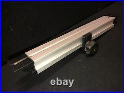 Genuine Original Ryobi BT3100 Table Saw 11 Miter Fence Assembly