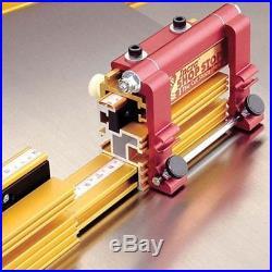 Incra MITER3000SE Miter Gauge with 27-Inch-49-Inch Telescoping Fence & Flip S