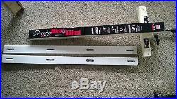 JET Premier Xacta Fence II Micro-Adjust Biesemeyer Table Saw Fence