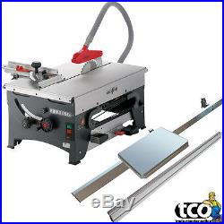 Mafell ERIKA 85 Ec 240V Push-Pull Table Saw with Sliding Table And Guide Fence