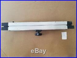 Miter Fence for Ryobi BT3000/BT3100 Table Saw