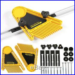 Multi-purpose Tools Set Double Featherboards Table Saws Router Tables Fenc H9O7