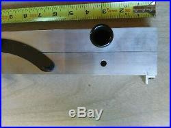 NOS 1975 Craftsman 10Table Saw Fence Guide BarDado 93214Miter Gauge-Accs. Set