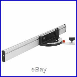 New Bandsaw Cut Angle Mitre Gauge Fence For Router Table Saw Woodworking Tool