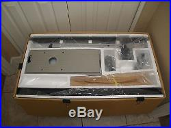 New Ryobi BT3100 40 Front and Rear Fence Rails Black