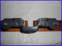 Nice Vintage Craftsman Shaper Fence 38411-103 38413-103