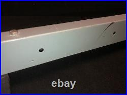 Original Delta Table Saw 36-540 Type 2 10 Bench Saw Rip Fence