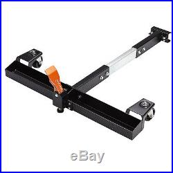 Portamate PM-3245 Mobile Base Extension T for Extended Table Saw Fence Legs