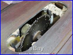 Powermatic 66 Industrial Table Saw 10 Blade 3 HP Biesemeyer Fence Guard bidadoo