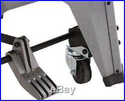 RIDGID Professional Cast Iron Table Saw 13 Amp 10 in. Aluminum Rip Fence Handle