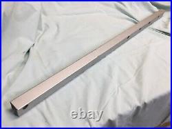 Ridgid 10 Table Saw R4520 R4512 Right Rear Fence Rail 080035003180