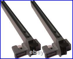 Ridgid 2 Pack Of Genuine OEM Replacement Rip Fences # 089037006701-2PK