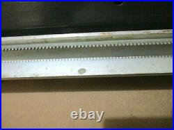 Rip Fence 62079 With 62211 Guide Bar From Craftsman 10 Table Saw Model 113.29903
