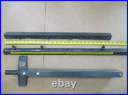 Rip Fence 62782 WithGuide Bars From Craftsman 10 Motorized Table Saw 113.295752