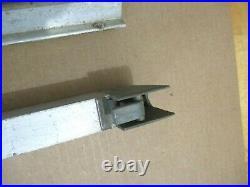 Rip Fence WithSlide Rack for Older Model 103.22160 22161 Craftsman 8 Table Saw
