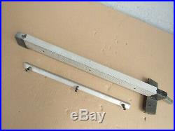 Rip Fence WithSlide Rack from Model 103.22I80 Craftsman 9'' Table Saw