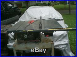 Rip Fence for Craftsman 10 Table Saw 113.298090