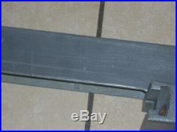 Rip Fence for Shopsmith tablesaw, model 10-ER, used