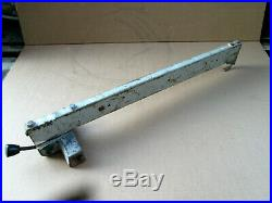 Rockwell 34050 Table Saw Parts Fence
