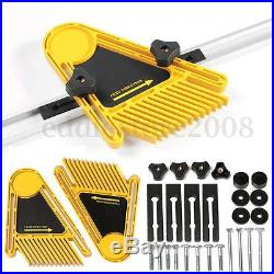 Router Trimmer Feather Board For Woodworking Router Table Saw Fence Miter Gauge