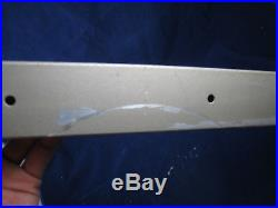 Ryobi BTS10 Table Saw 10 Rip Fence Guide Assembly Rare Part Tool Vintage Handle