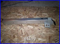 Ryobi (NEW) Rip Fence for BTS16 and Sears 315.218050 P/N 089110109700