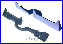 Ryobi Table Saw Replacement Fence (2 Pack) # 089100308001-2pk
