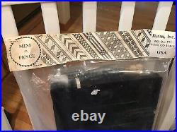Scarce Original Kyrmi Inc Mini Fence Finger Joint Table Saw USA Eckert Colorado