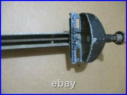 Sears Craftsman Table Saw 6415 Rip Fence Assembly from Older Model 113.29901 etc