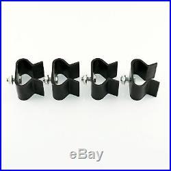 Set of 4 Ryobi BT-3000 Table Saw Rip Fence Storage Clips BT3100