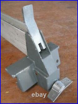 ShopSmith Mark V 510 attachments rip fence for table saw