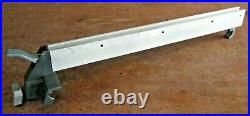 ShopSmith Mark V 510 attachments rip fence for table saw (as is)