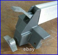 ShopSmith Mark V 510 attachments rip fence for table saw he