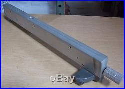 ShopSmith Mark V Replacement Parts Table Saw Fence