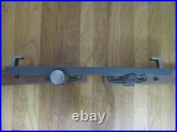 ShopSmith Mark V accessories shaper sander fence Nice Condition