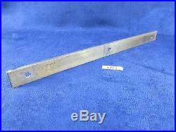 Shopsmith 10ER 10-ER Work Table Fence Bar MPN 2304 (#1283)