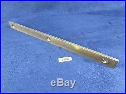 Shopsmith 10ER 10-ER Work Table Fence Bar MPN 2304 (#1300)