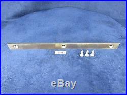 Shopsmith 10E 10ER Work Table Fence Bar & Screws MPN 2304 (#1141)