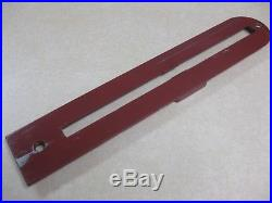 Shopsmith 5141000 Pre-Cut Saw Insert for Mark V Models 505 510 & 520 / Pro Fence