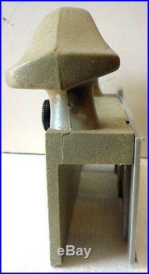 Shopsmith Fence Straddler Mark V Series 500 505 510 Beige Excellent Cond. USA TM
