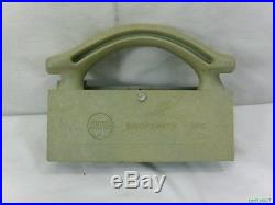Shopsmith Fence Straddler Pusher Plastic Adjustable Grey