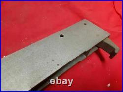 Shopsmith Mark 5 RIP FENCE TABLE SAW LOT B 32k5