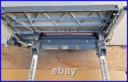 Shopsmith Mark V Main Table and Saw Fence Assembly 505 510 Grey