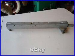 Shopsmith Mark V Model 500 Table Saw Fence