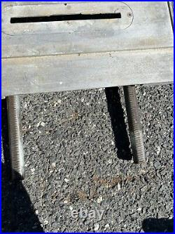 Shopsmith Mark V Table Saw Main Fence Extension 14x19