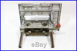 Shopsmith Mark V Table Saw Table Assembly Complete With Fence