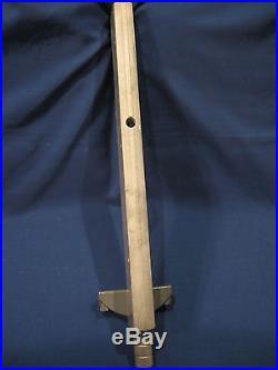 Shopsmith Mk5- 500 Table Saw Rip Fence Gd